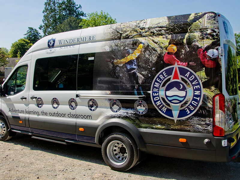 Windermere Adventure Mini Bus