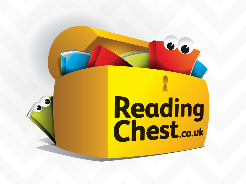 reading chest logo