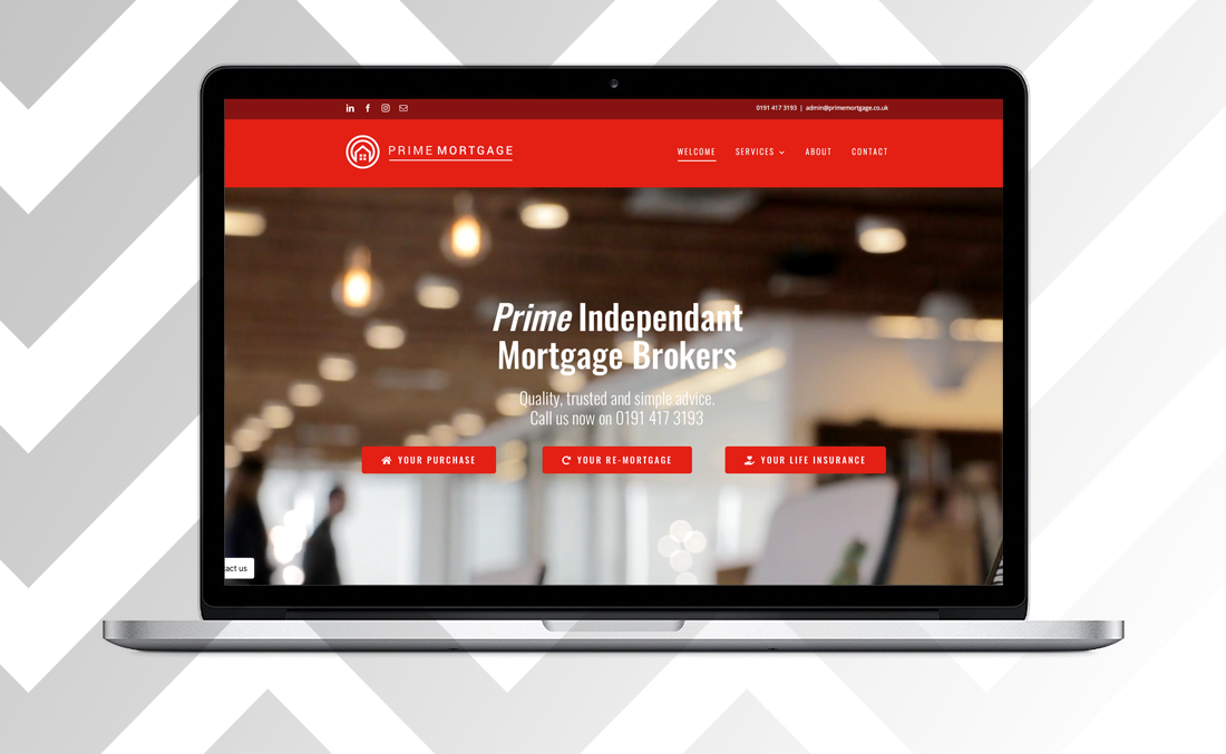 prime mortgage website