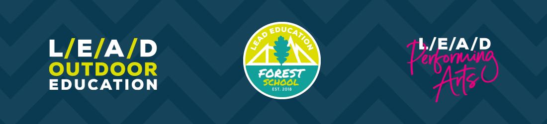 lead education logos