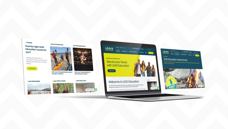 lead education website